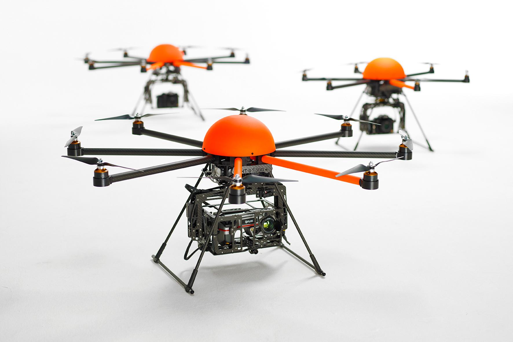 mid Groß-Gerau - Drohnen sind beliebt, aber mit vielen Auflagen verbunden. Height Tech