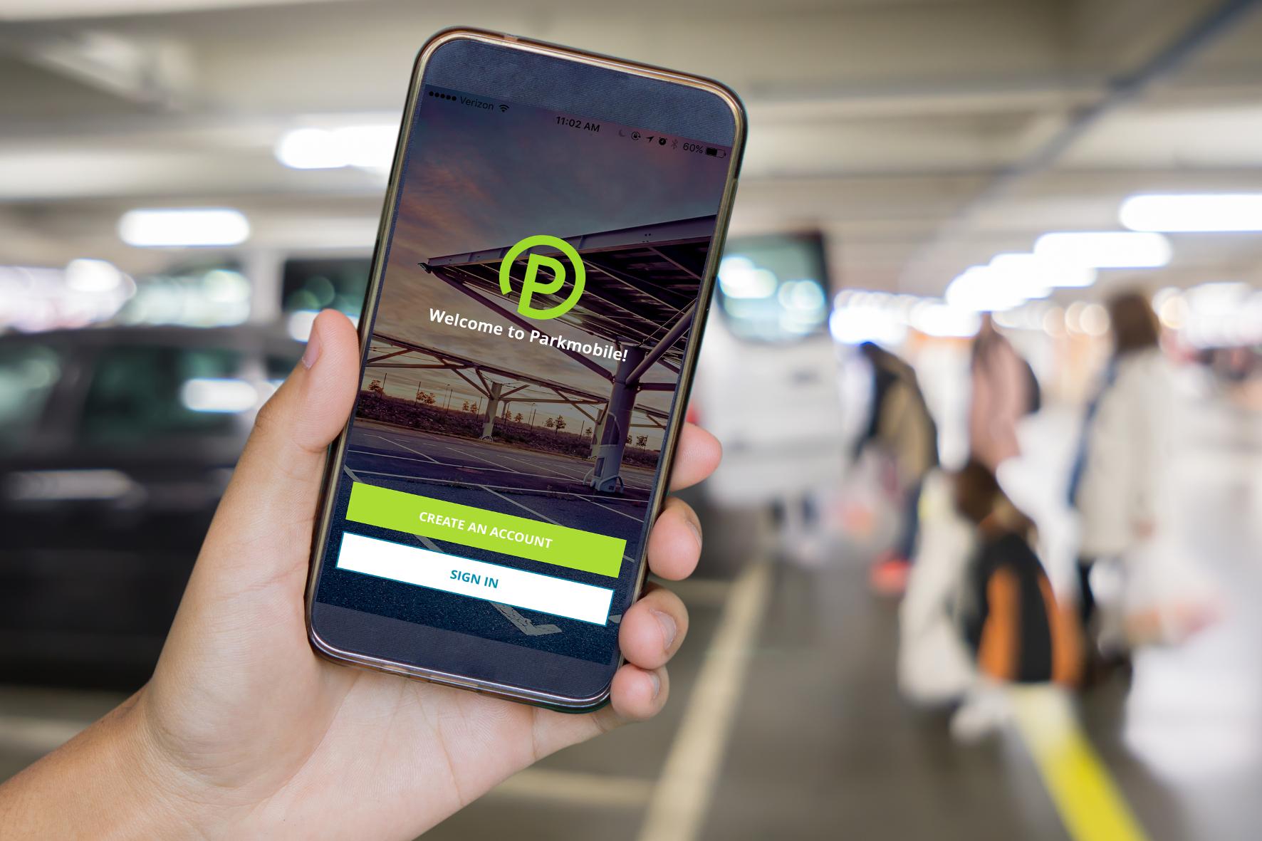 mid Groß-Gerau - Parkmobile versorgt aktuell 22 Millionen Autofahrer mit digitalen Parkangeboten. BMW