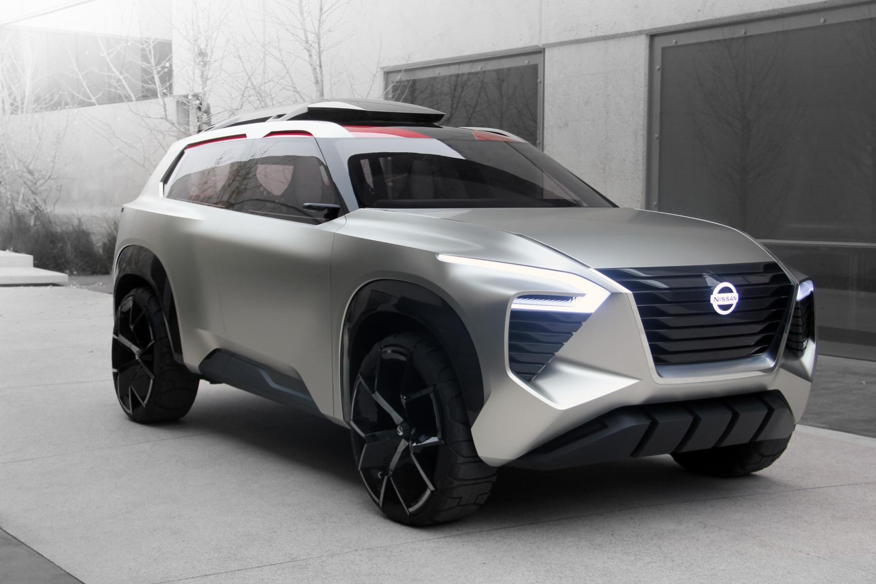 mid Groß-Gerau - Robust und doch filigran im Detail: die Nissan-Studie Xotion. Nissan