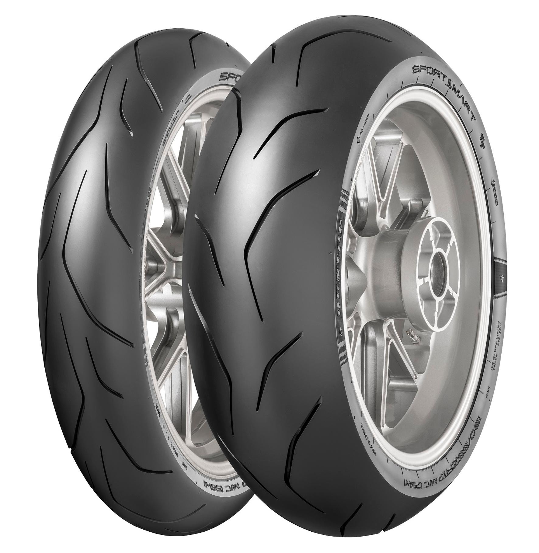mid Groß-Gerau - Der neue Dunlop-Hypersport-Reifen SportSmart TT soll auf der Rennstrecke und der Straße überzeugen. Dunlop