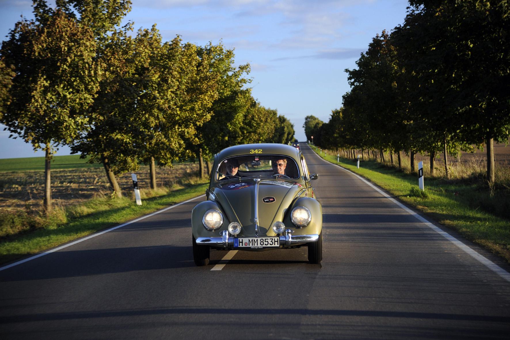 mid Groß-Gerau - Ganz nach dem VW-Werbemotto aus den 1960ern