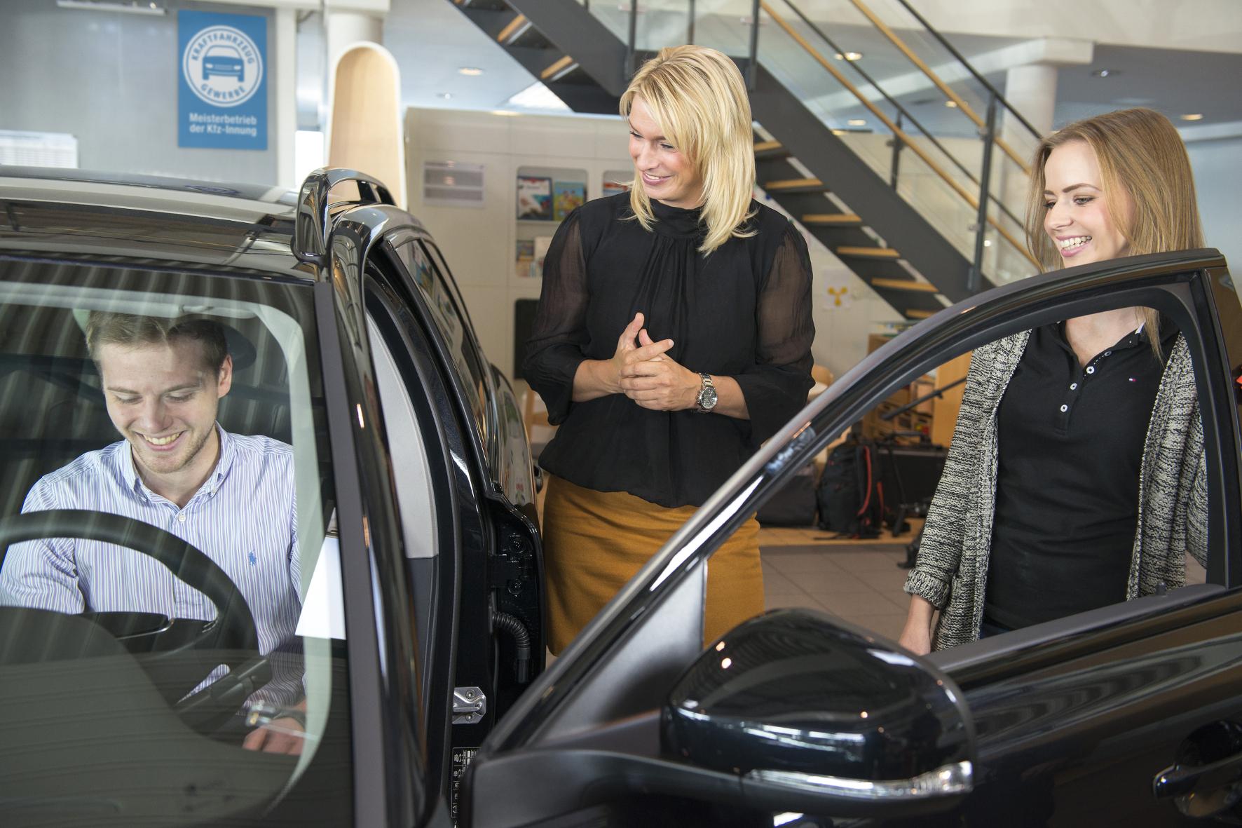 mid Groß-Gerau - Ein auf den Kundenwunsch zugeschnittenes Angebot kann die Kaufentscheidung beschleunigen. ProMotor