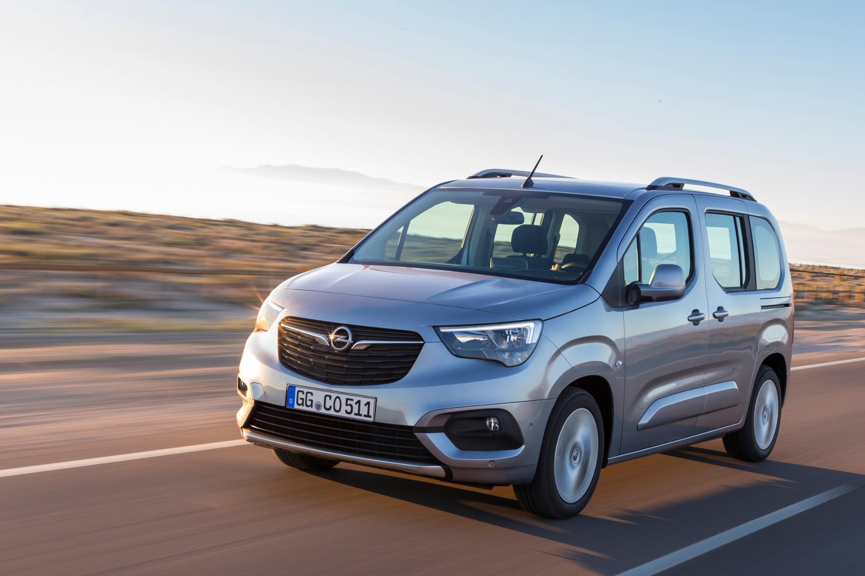 mid Groß-Gerau - Opel öffnet ab sofort die Bestellbücher für den neuen Combo Life. Opel