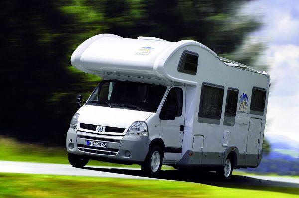 mid Groß-Gerau - Wir sind dann mal weg: Urlaub mit dem eigenen Reisemobil oder Wohnwagen wird immer beliebter. Knaus Tabbert