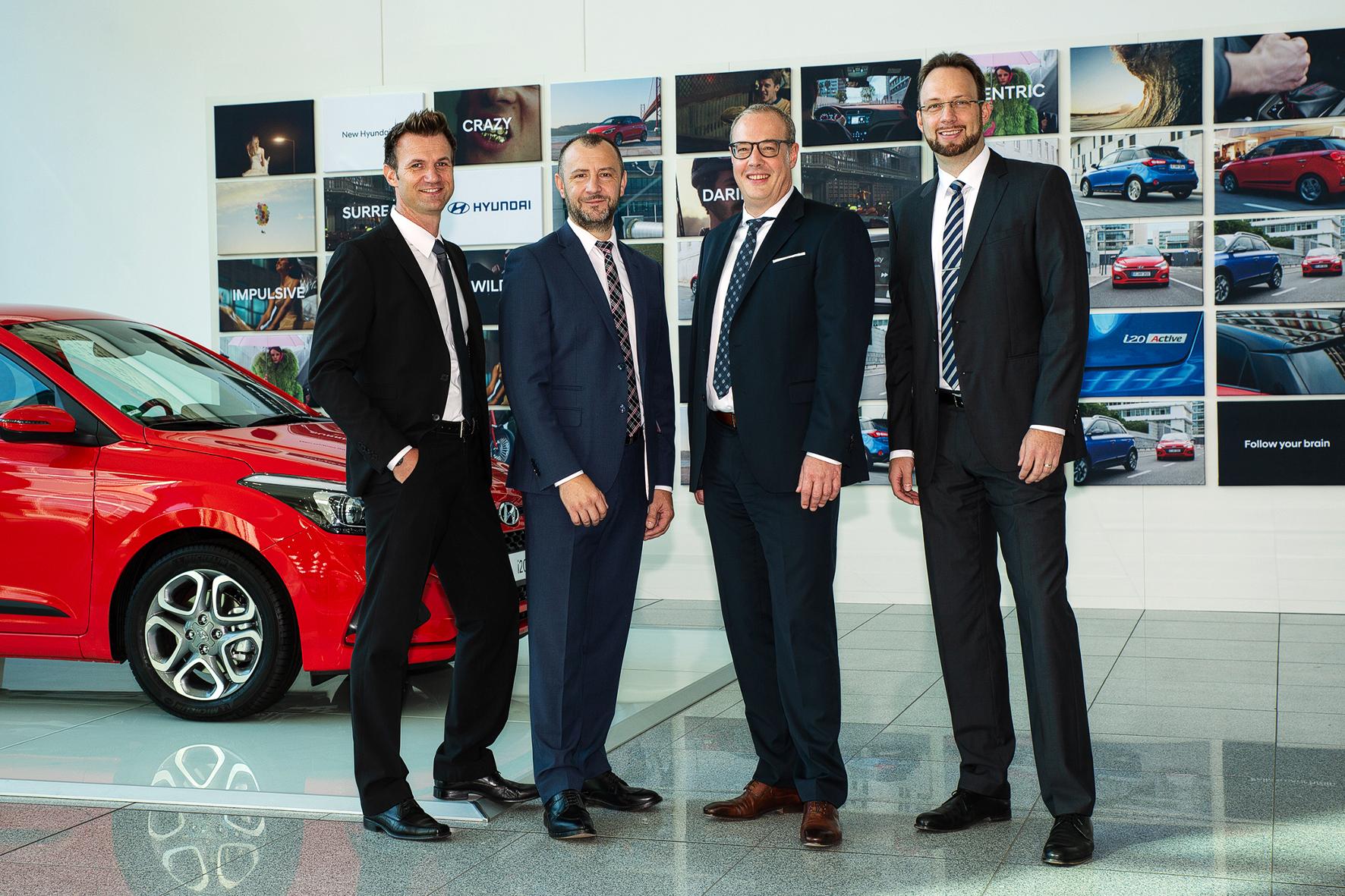 mid Groß-Gerau - Ein starkes Team, wenn es um Gebrauchtwagen geht: Hyundai und die Dekra Automotive Solutions GmbH. Hyundai