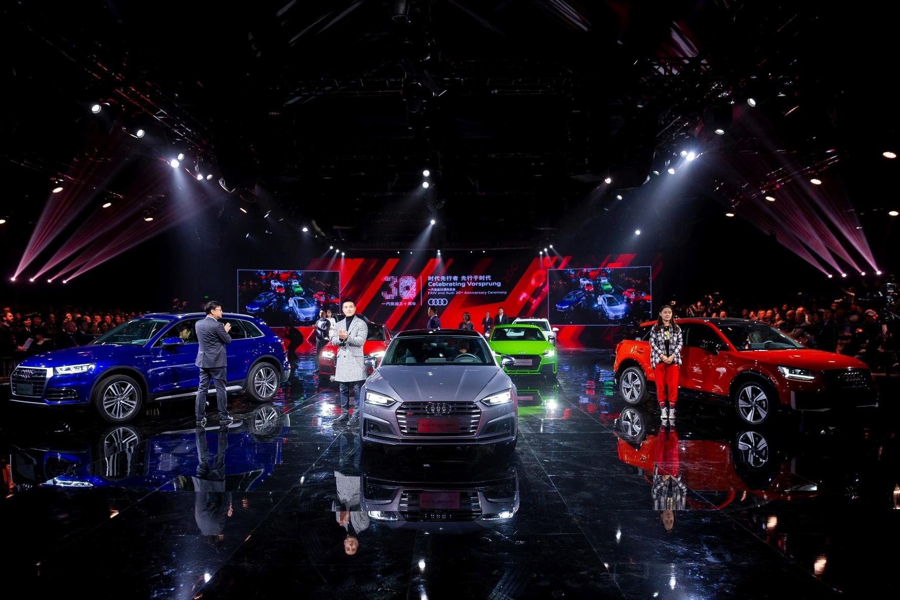 mid Groß-Gerau - Audi muss im November 2018 einen deutlichen Absatz-Rückgang verkraften. Audi