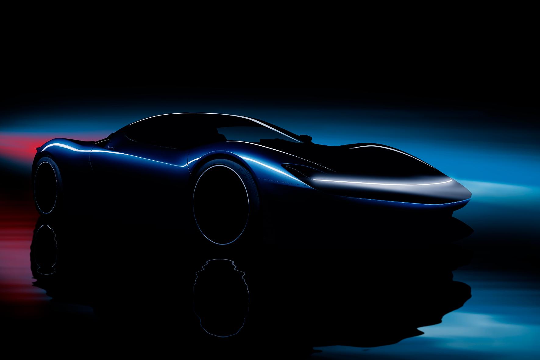 mid Groß-Gerau - Kaum zu glauben: In weniger als zwei Sekunden soll der Battista von 0 auf 100 km/h spurten. Automobili Pininfarina
