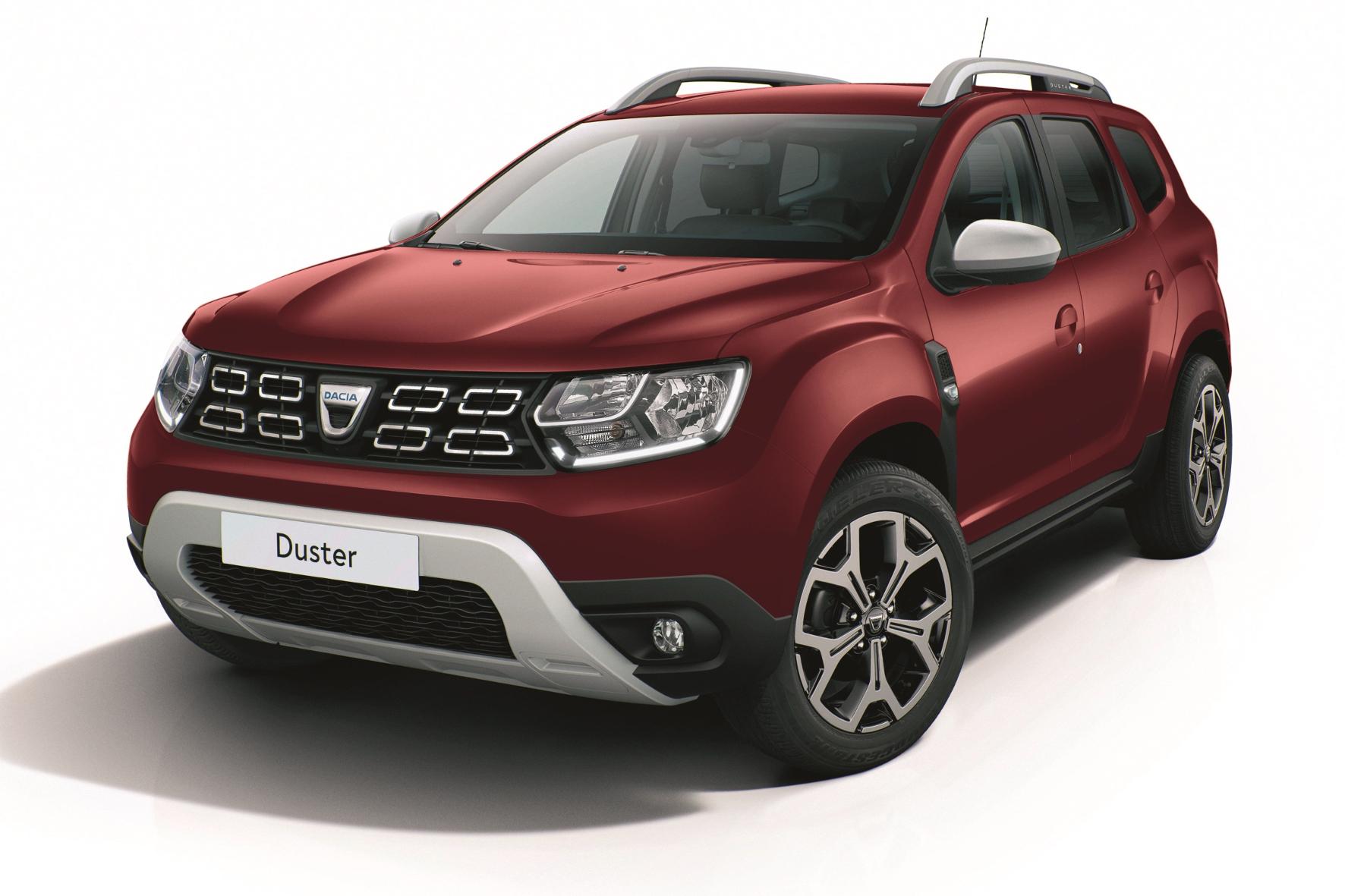 mid Groß-Gerau - Mit dem Duster Adventure bietet Dacia ein Sondermodell mit umfangreicher Ausstattung an. Dacia