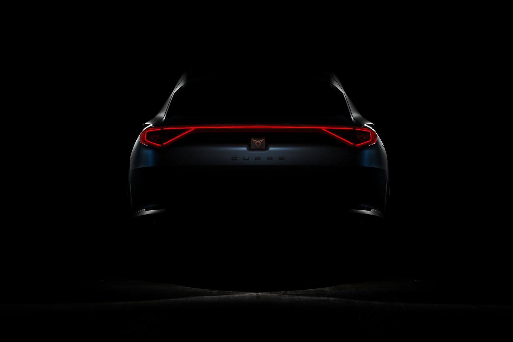 mid Groß-Gerau - Langsam lichtet sich das Geheimnis um das Concept-Car der jungen Marke Cupra. Seat