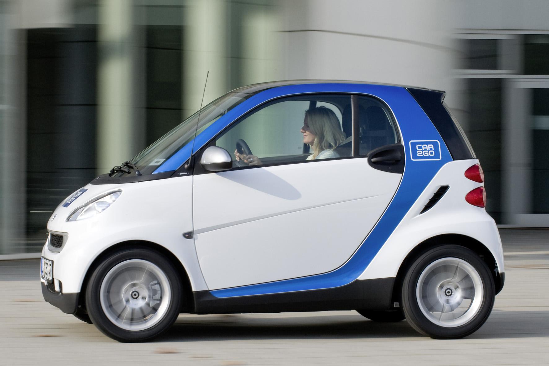 mid Groß-Gerau - Trotz vieler Sympathiepunkte steht die Zukunft des Smart in den Sternen. Daimler