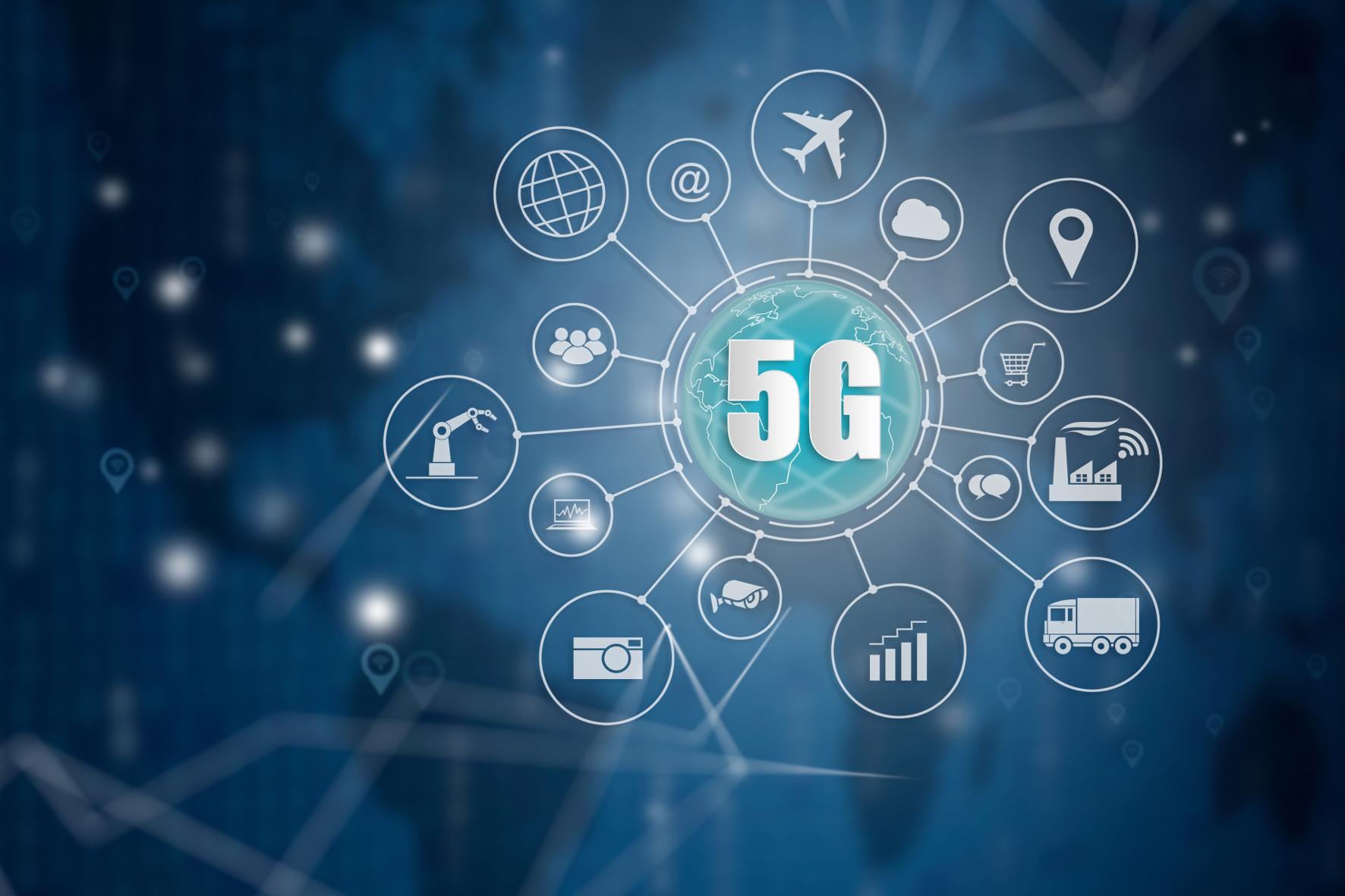 mid Groß-Gerau - Automobilhersteller Mercedes errichtet zusammen mit dem Telekommunikations-Unternehmen Telefonica Deutschland und dem Netzwerkausrüster Ericsson das weltweit erste 5G-Mobilfunknetz für die Automobilproduktion. Daimler