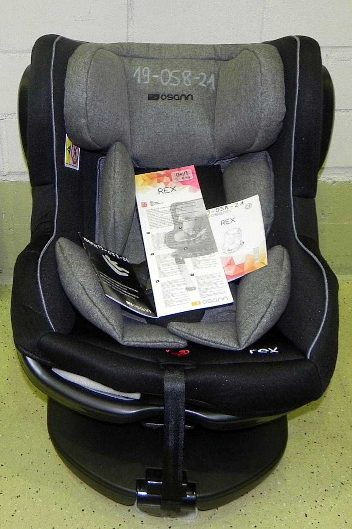 mid Groß-Gerau - Das Kraftfahrt-Bundesamt warnt vor der Verwendung dieser Kindersitze des Herstellers Jiangsu Best Baby Carseat. KBA