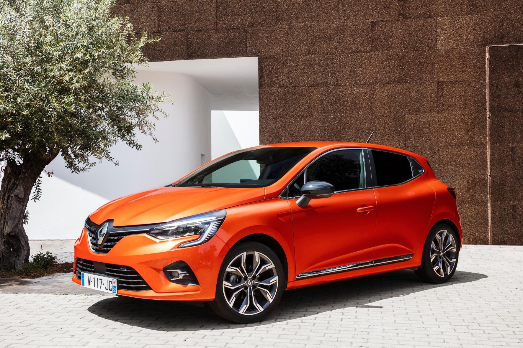 mid Groß-Gerau - Der Renault Clio fährt im Herbst 2019 in fünfter Generation zu den Händlern. Renault