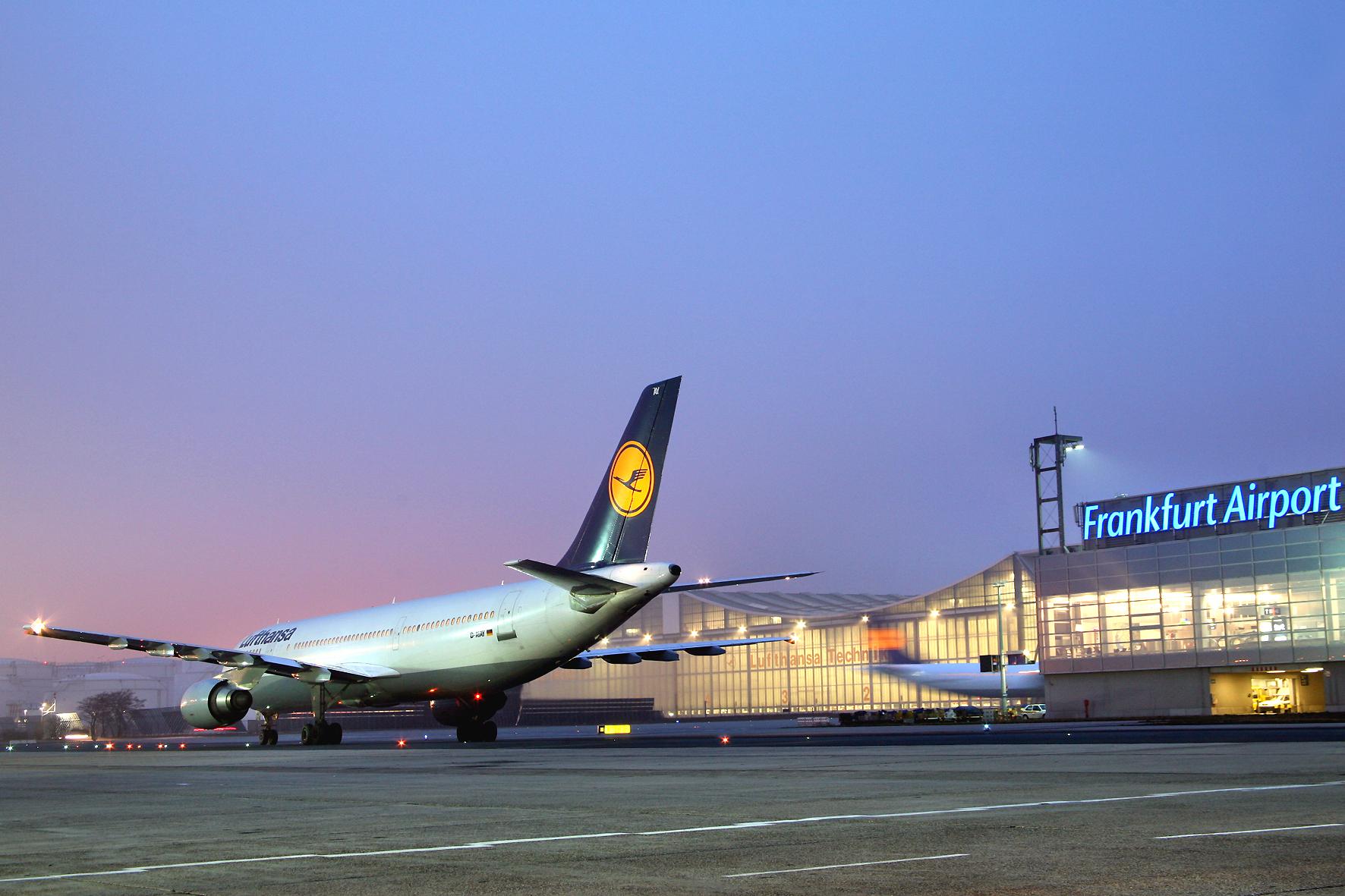 mid Groß-Gerau - Der Flughafen Frankfurt am Main gilt als internationales Drehkreuz. Fraport AG