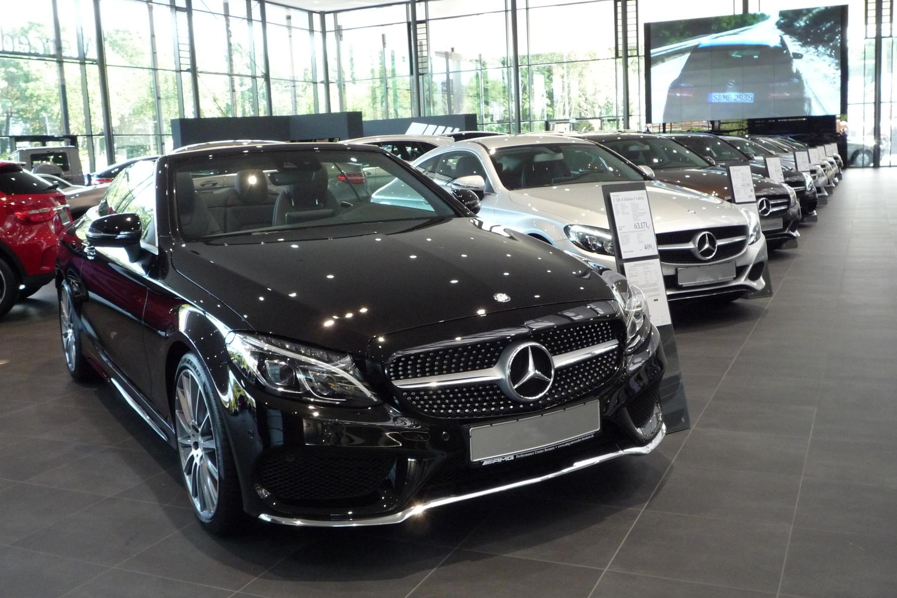 mid Groß-Gerau - Der Pkw-Markt hat in Deutschland im Juli 2019 kräftig zugelegt. Daimler