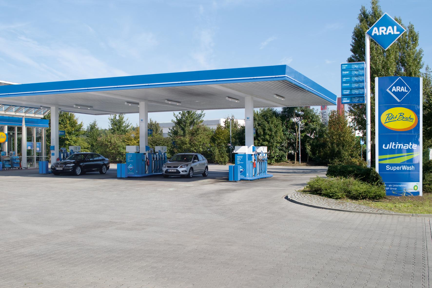 mid Groß-Gerau - Die Kraftstoff-Preise sind im Vergleich der Bundesländer recht unterschiedlich. Aral