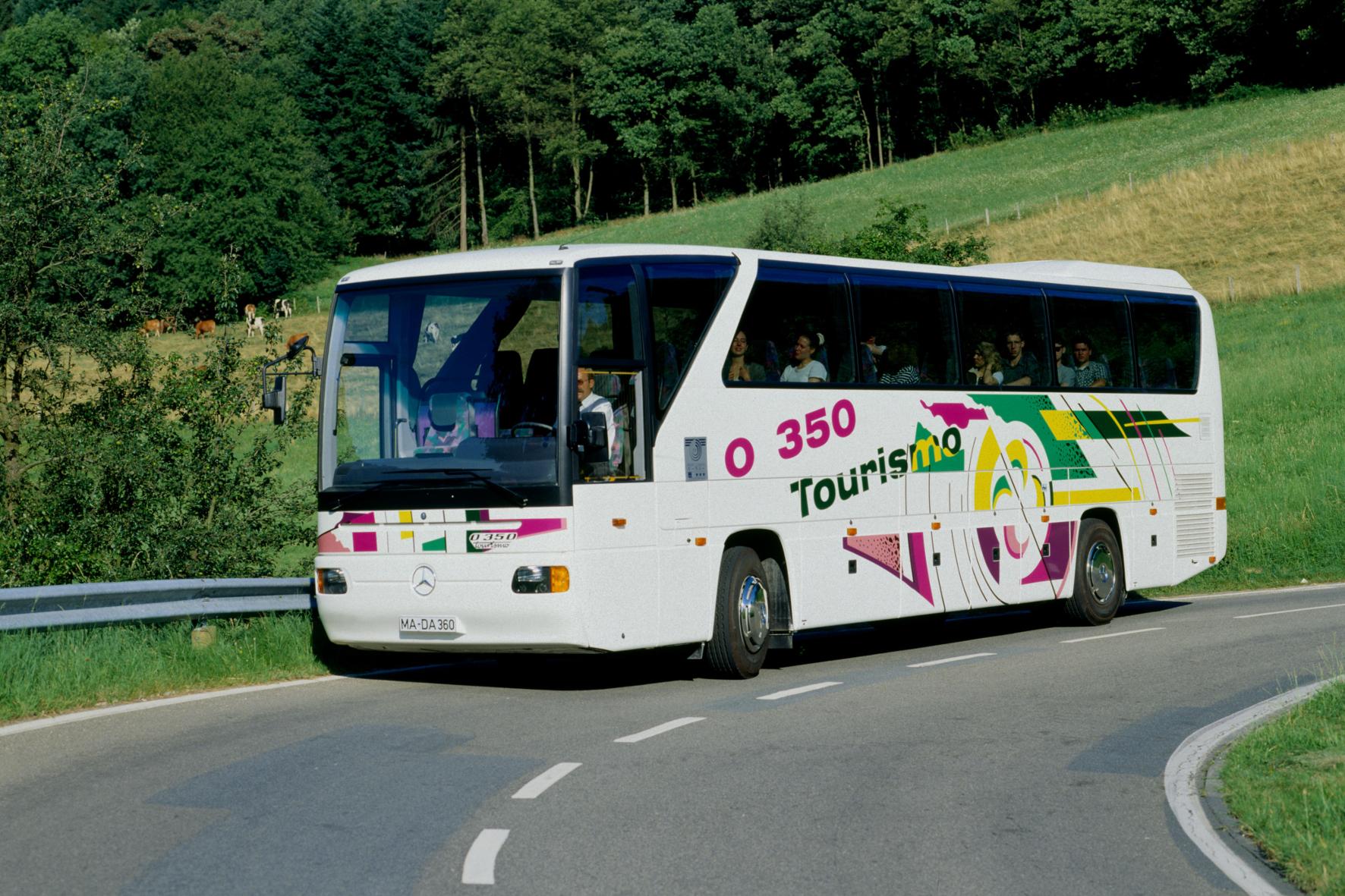 mid Groß-Gerau - Sternfahrt: Der Mercedes-Bus