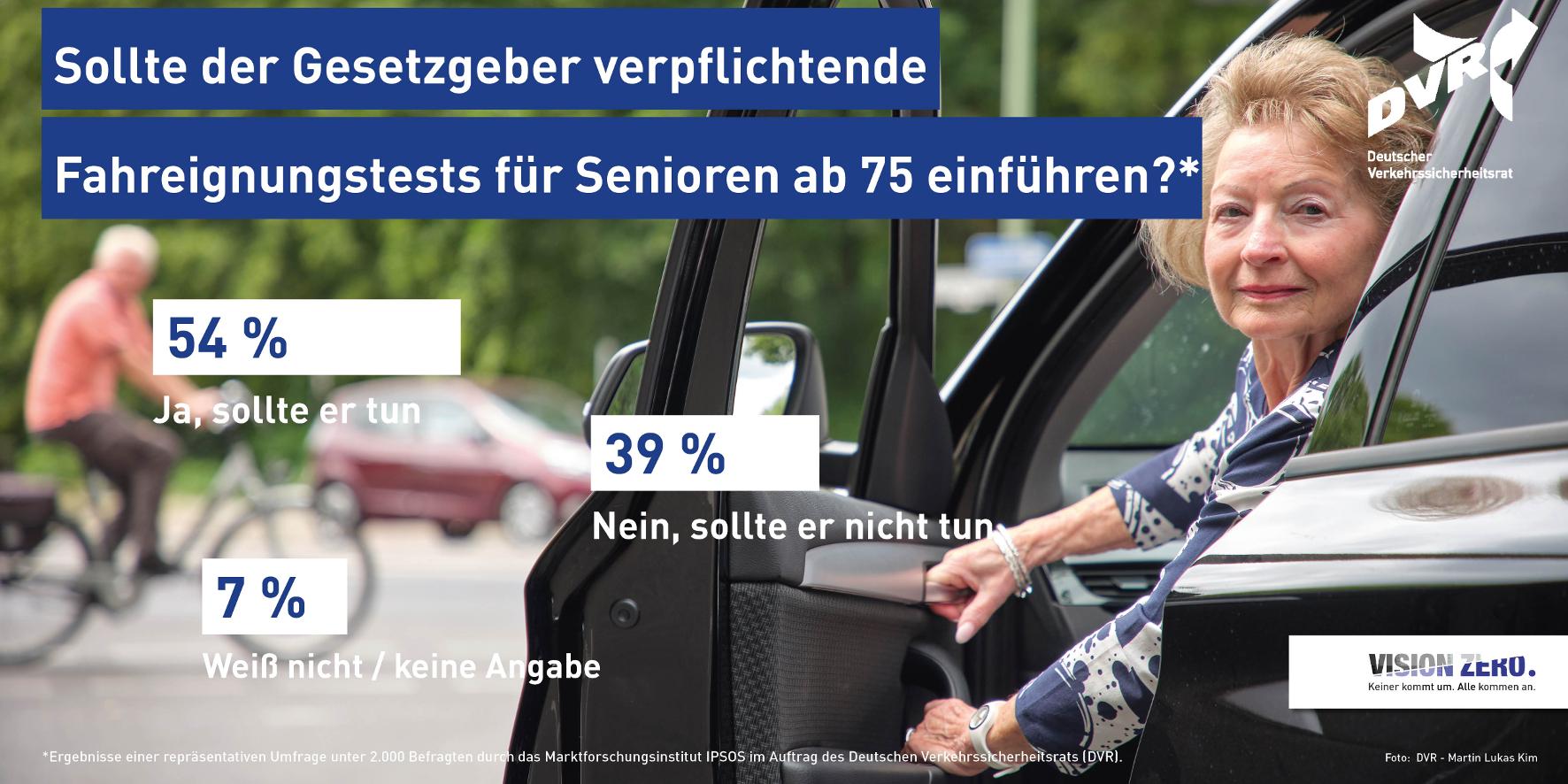 mid Groß-Gerau - Auch ältere Menschen wollen Autofahren. Müssen sie dafür aber erst einen speziellen Eignungstests absolvieren? Darüber gehen die Meinungen auseinander. Deutscher Verkehrssicherheitsrat e.V.