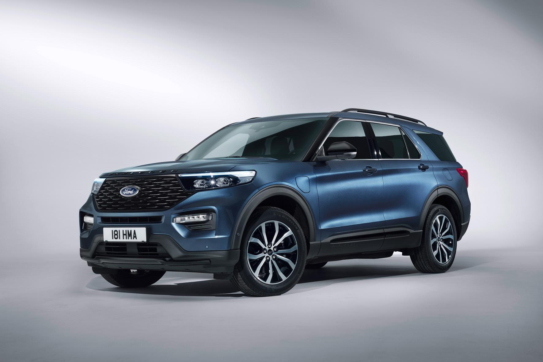 mid Groß-Gerau - Die sechste Generation des Ford Explorer ist in Deutschland ab sofort ausschließlich mit Plug-in Hybrid-Antrieb bestellbar. Verkaufspreis: ab 74.000 Euro. Die Markteinführung ist für März 2020 vorgesehen. Ford