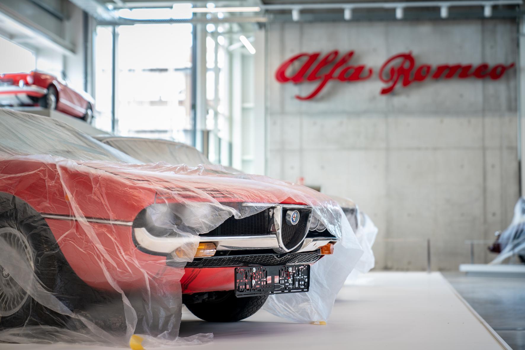 mid Groß-Gerau - Im Technik-Museum Sinsheim sind 25 Exponate rund um die italienische Automarke Alfa Romeo zu bestaunen. FCA