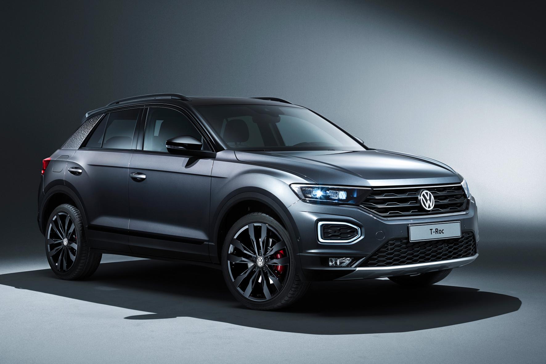 mid Groß-Gerau - Der T-Roc bekommt einen neuen Motor. Volkswagen