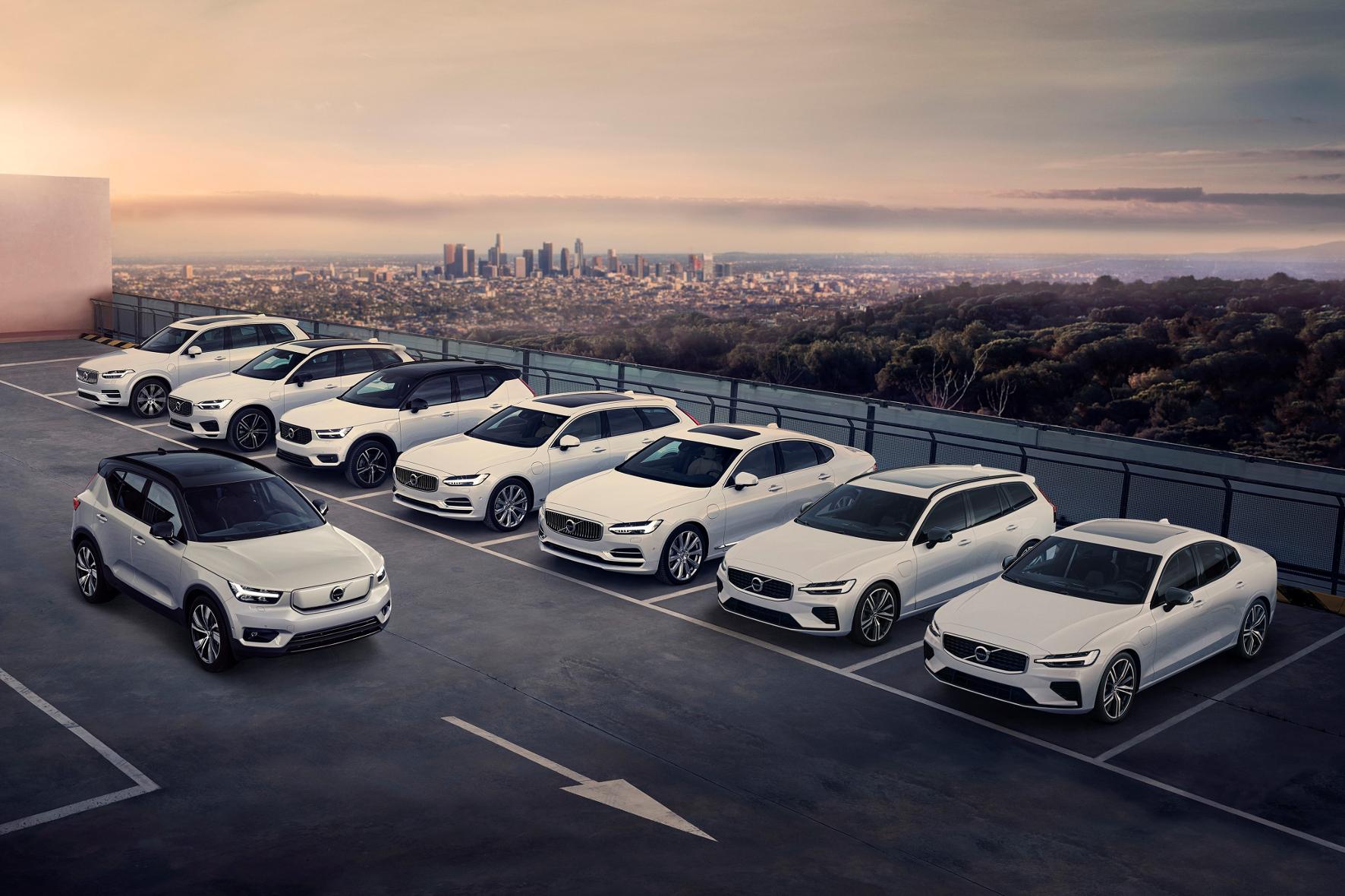 mid Groß-Gerau - Volvo will bis 2025 die Hälfte seines weltweiten Absatzes mit reinen Elektroautos bestreiten. Volvo