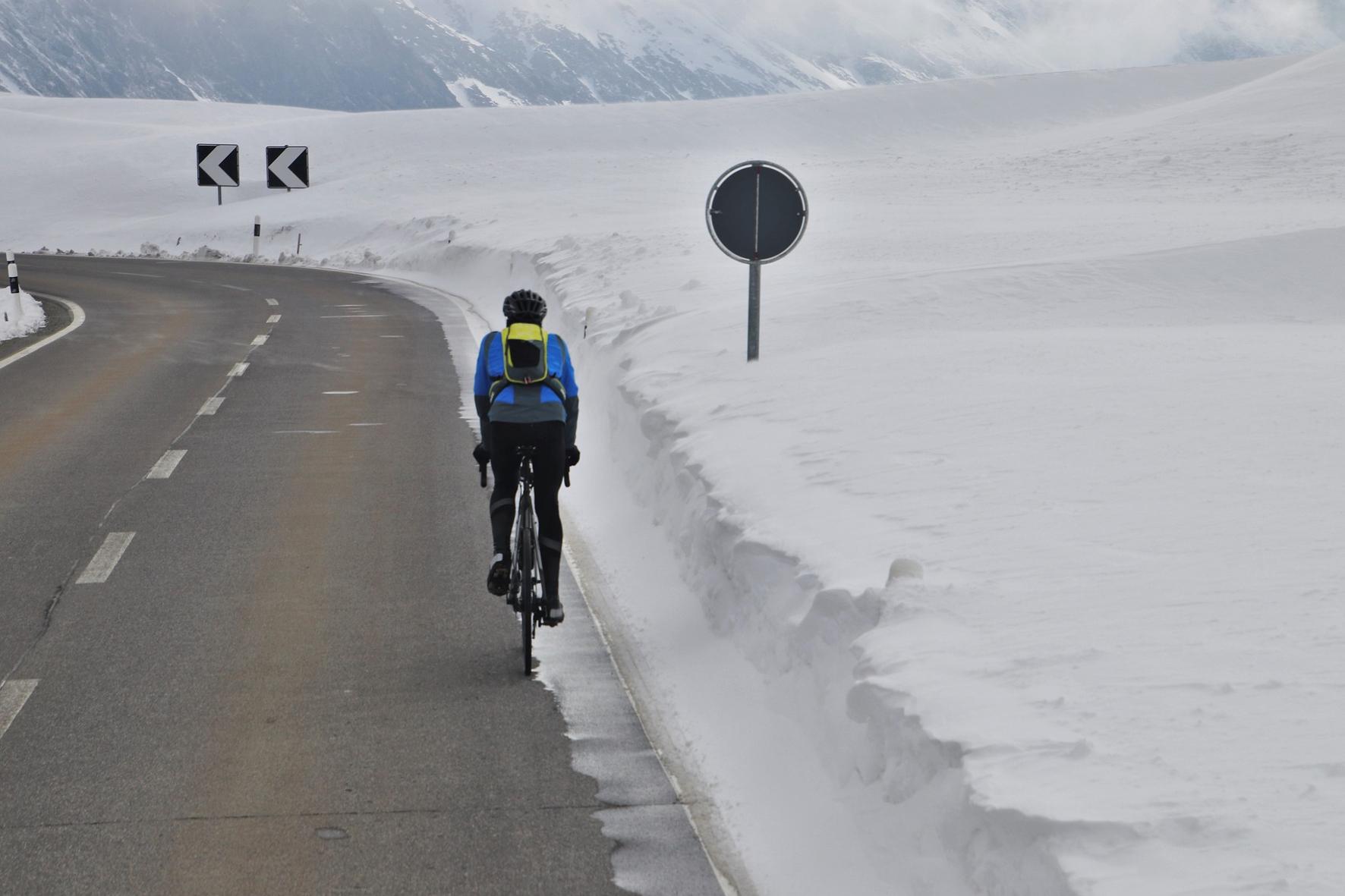 mid Groß-Gerau - Fahrrad-Touren im Winter haben viele positive Effekte. Pixabay/pasja1000