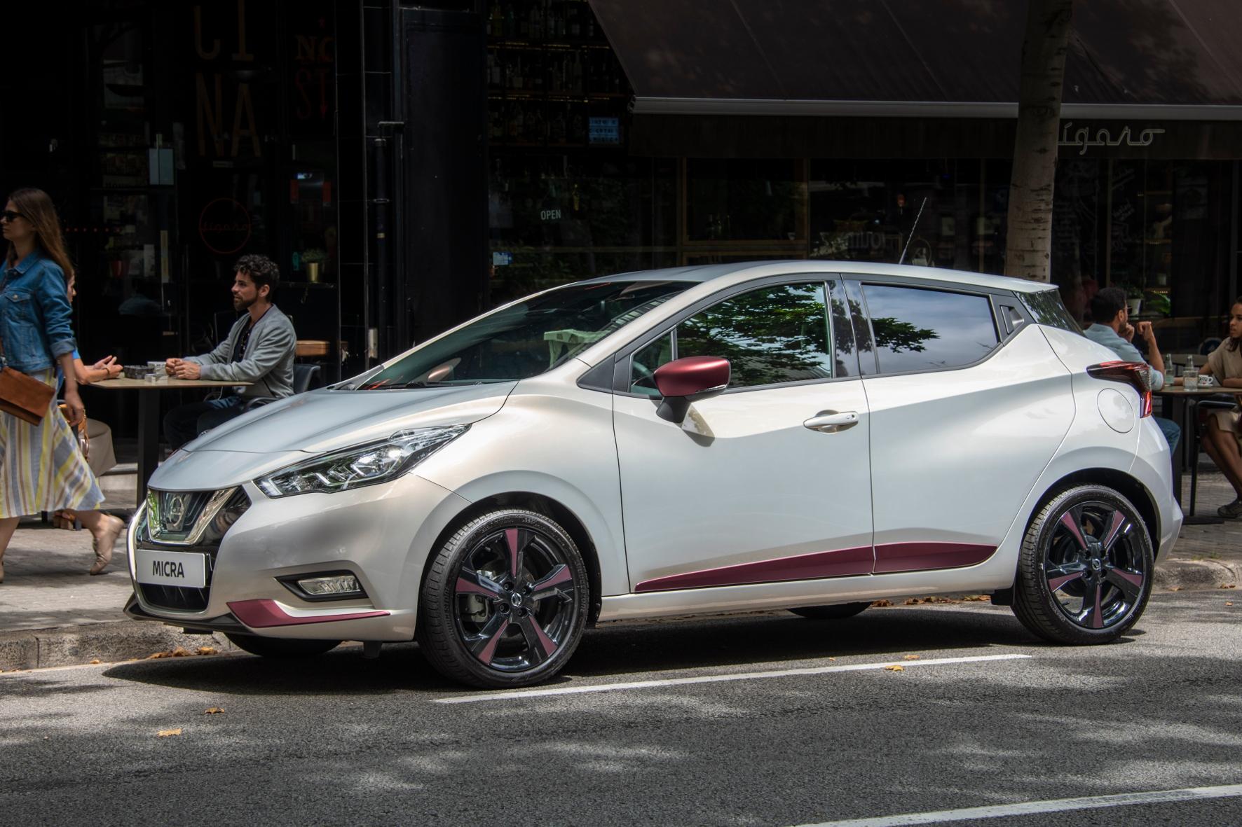 mid Groß-Gerau - Limitiert auf 550 Stück: der Nissan Micra N-Style. Nissan