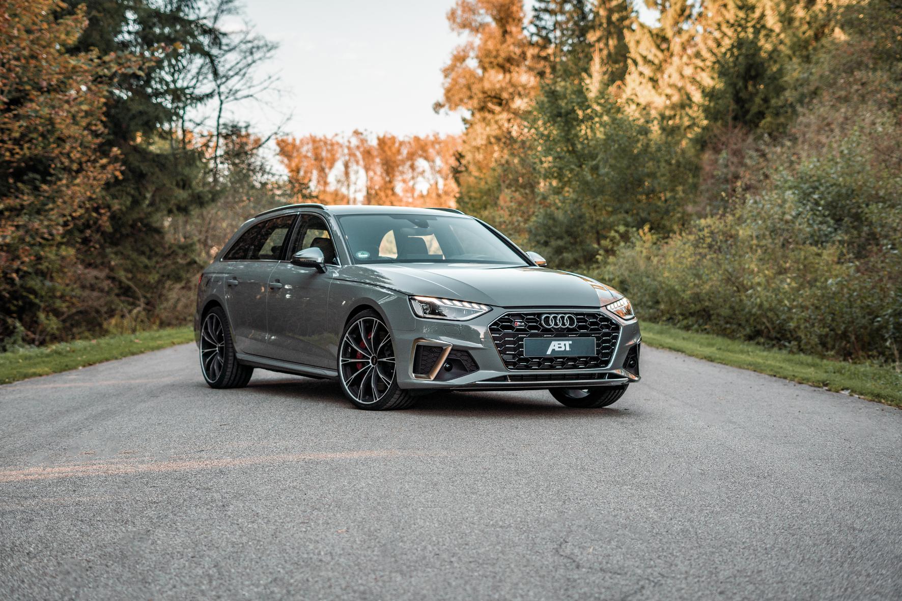 mid Groß-Gerau - Der Audi S4 TDI hat jetzt mehr PS. Abt