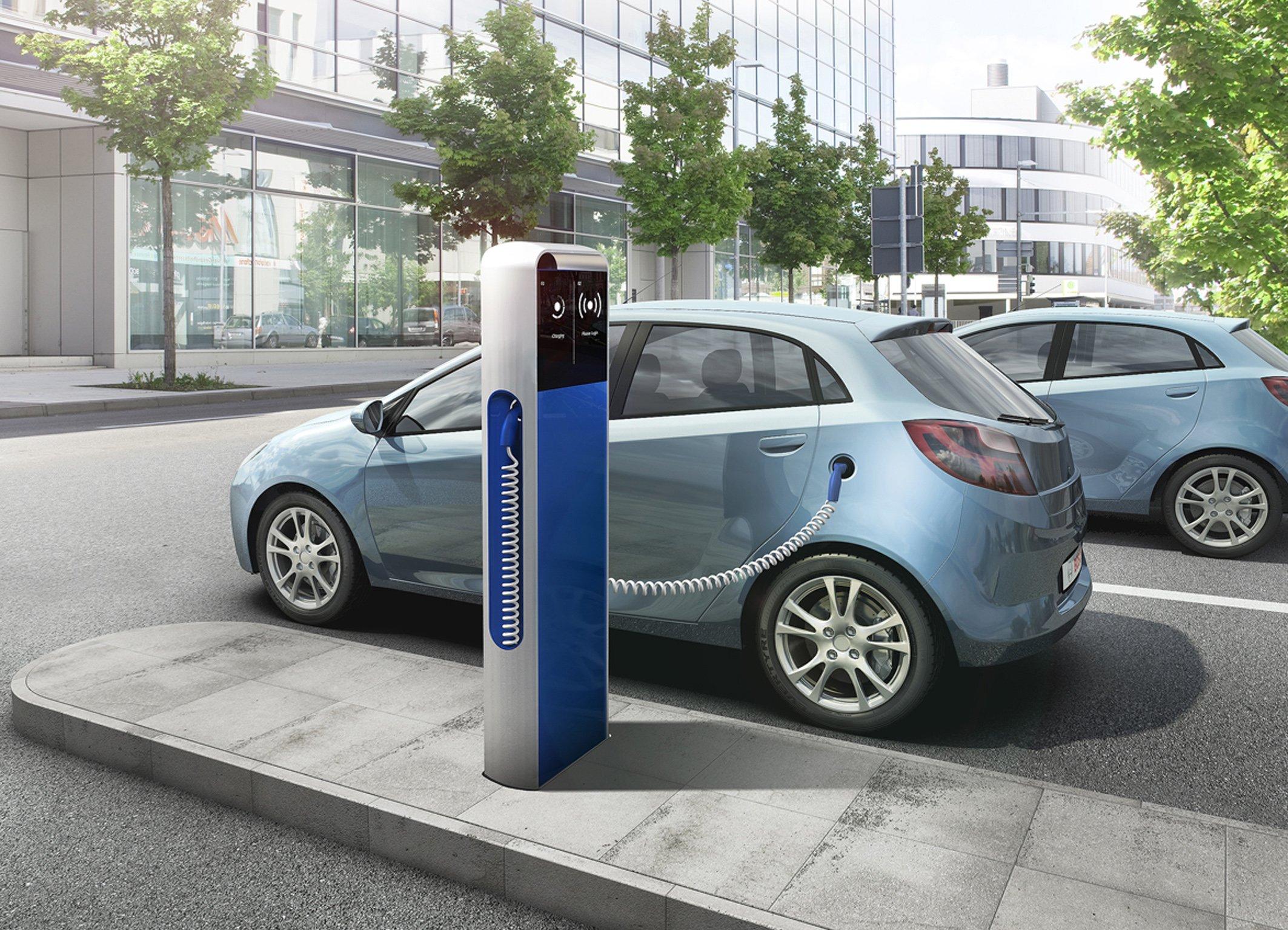 mid Groß-Gerau - Netzbetreiber müssen auf den wachsenden Strombedarf an Ladestationen reagieren. Bosch