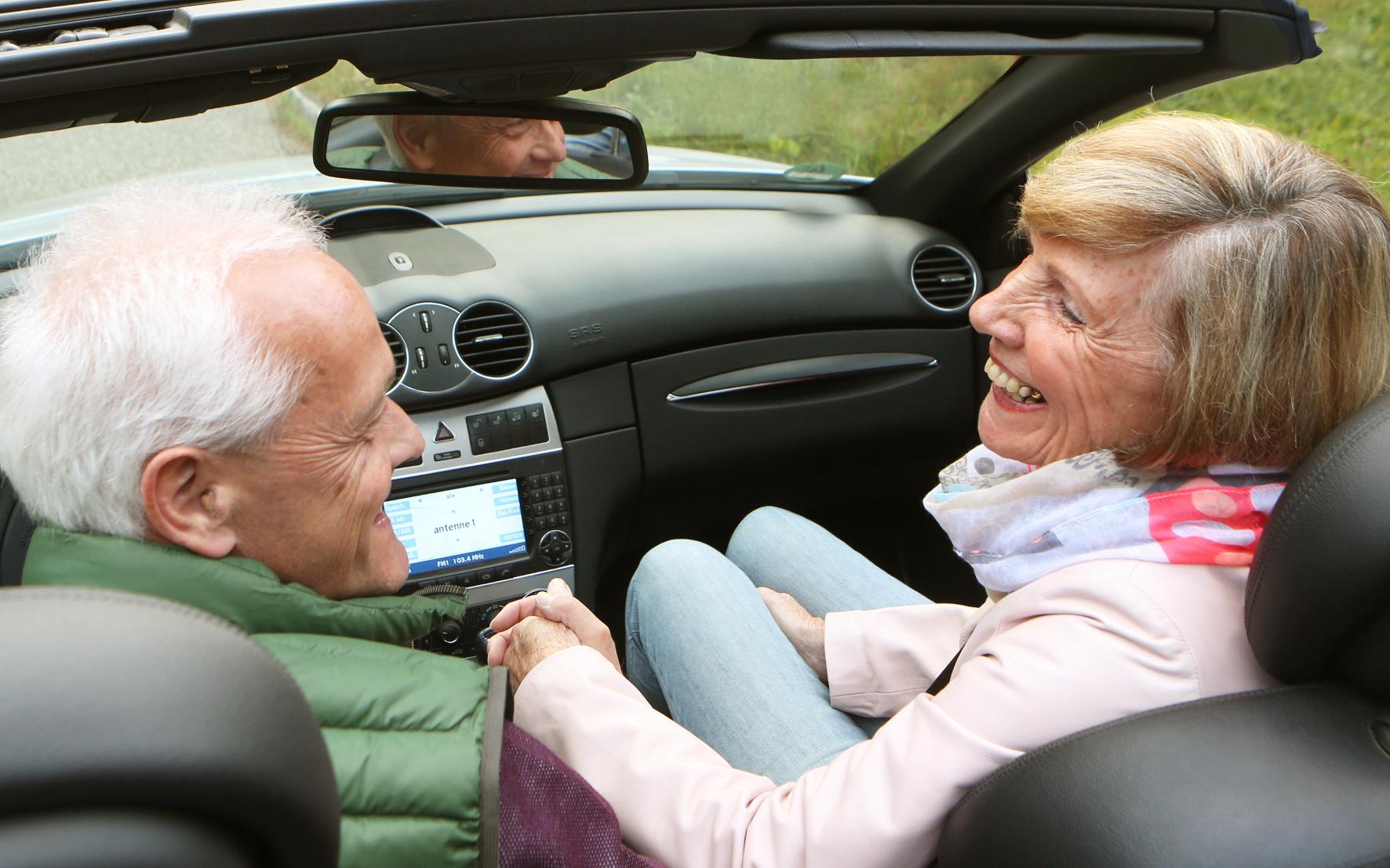 mid Groß-Gerau - Experten fordern spezielle Gesundheitstests für ältere Autofahrer. Birgit Betzelt / DVR