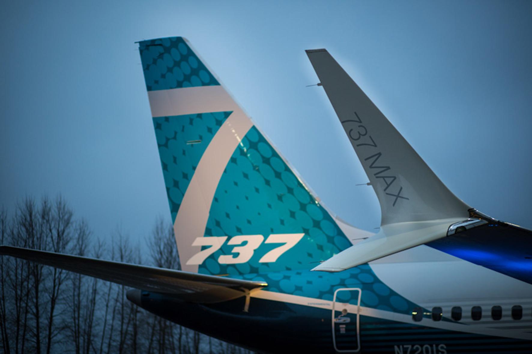 mid Groß-Gerau - Trotz Flugverbots ist die 737 Max von US-Konzern Boeing aktuell stark gefragt. Boeing