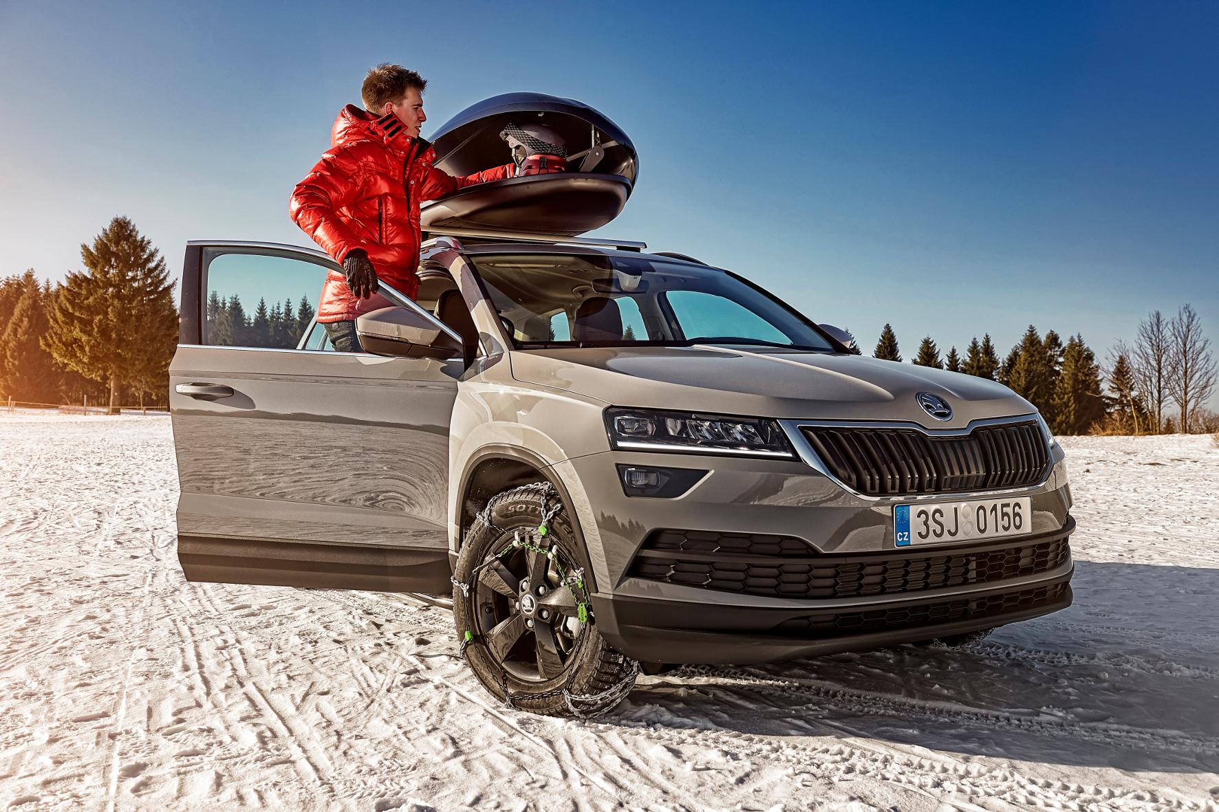 mid Groß-Gerau - Wer einen Skiurlaub plant, sollte sich gut vorbereiten. Skoda