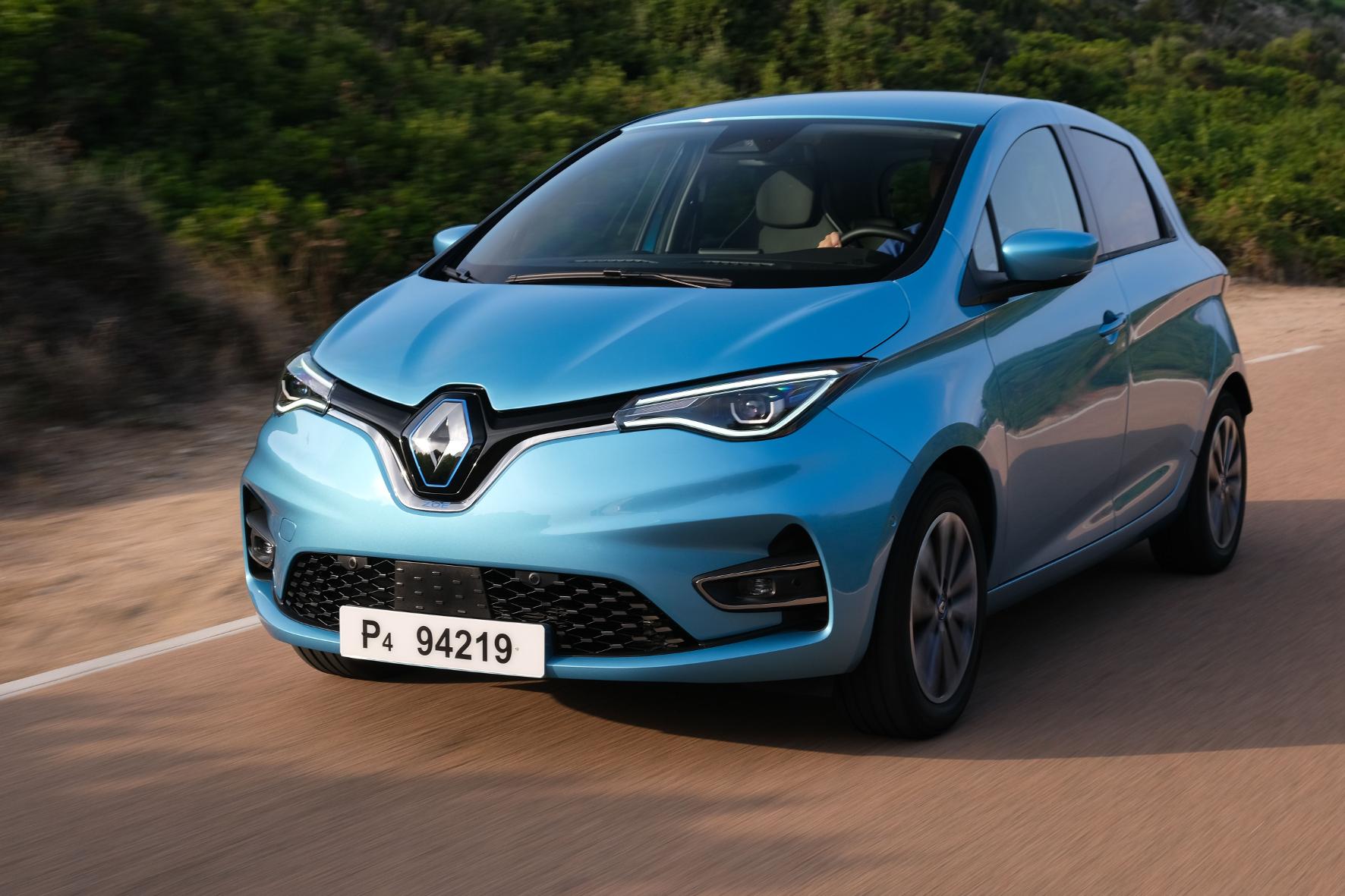 mid Groß-Gerau - Den neuen Renault Zoe gibt es dank erhöhter E-Prämie jetzt ab 15.330 Euro. Renault