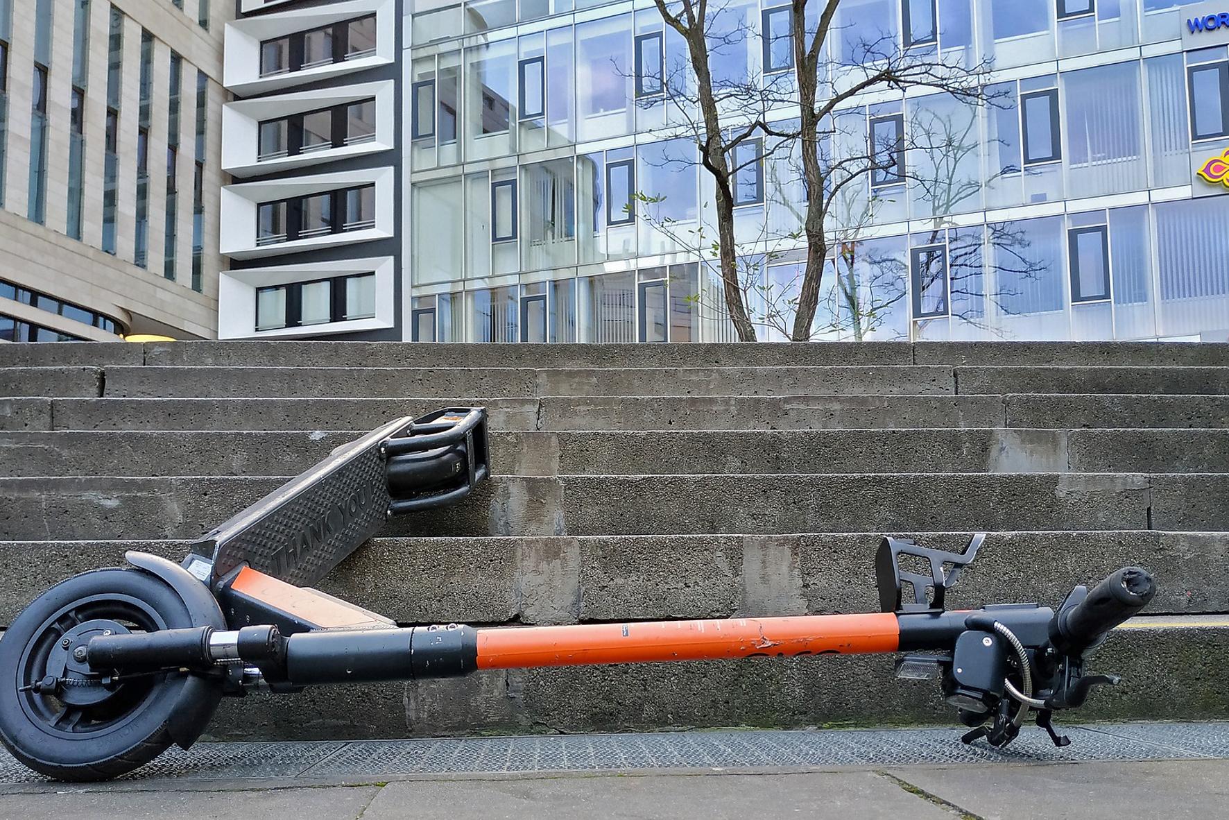 mid Groß-Gerau - Wer Alkohol getrunken hat, sollte auf den E-Scooter verzichten. Pixabay/borismayer77