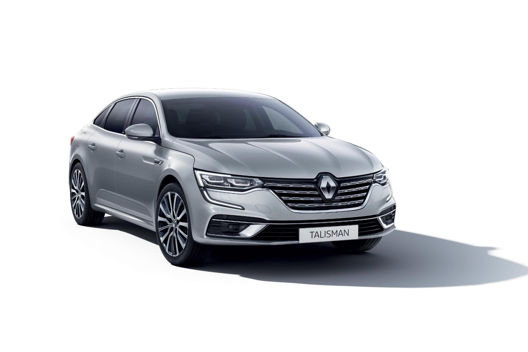 mid Groß-Gerau - Der neue Renault Talisman kommt ab Juni 2020. Renault