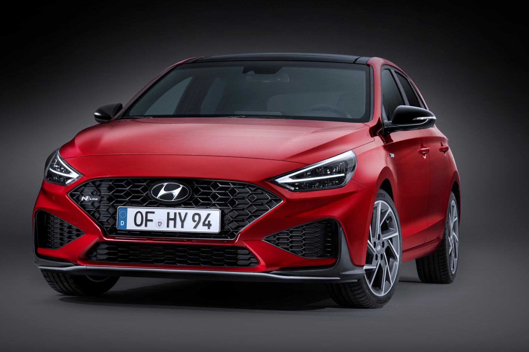 mid Groß-Gerau - Der neue Hyundai i30 wird im März 2020 vorgestellt. Hyundai