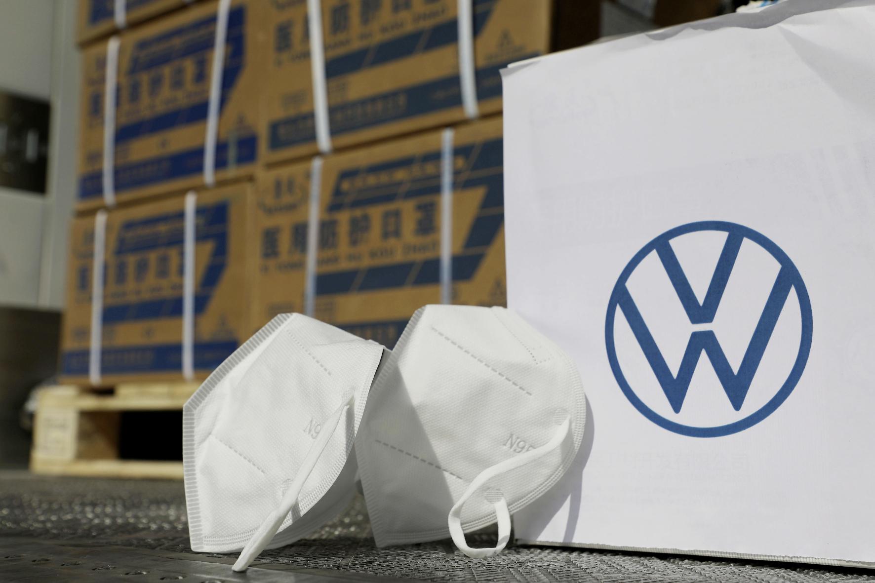 mid Groß-Gerau - VW stellt medizinisch ausgebildete Mitarbeiter auf Wunsch frei. VW