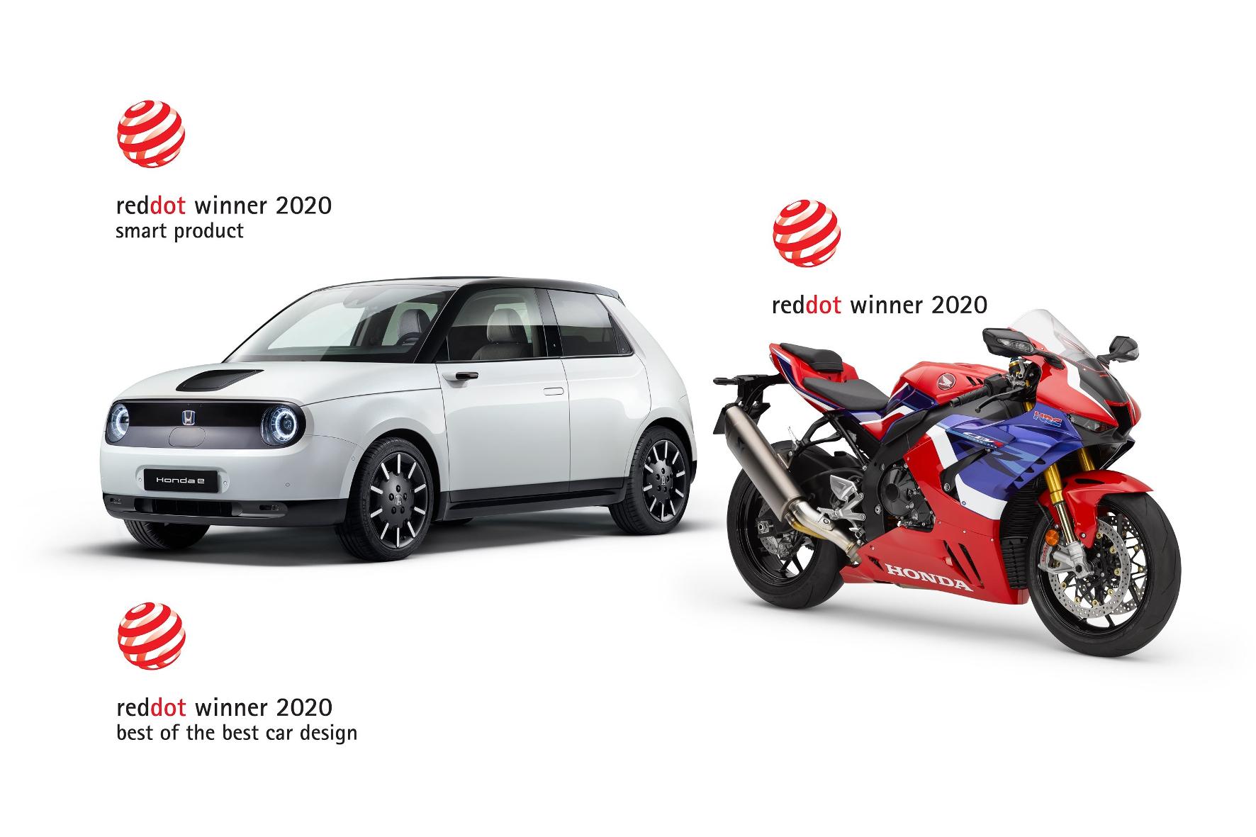 mid Groß-Gerau - Schönheits-Könige: der Honda e und die CBR1000RR-R Fireblade SP. Honda