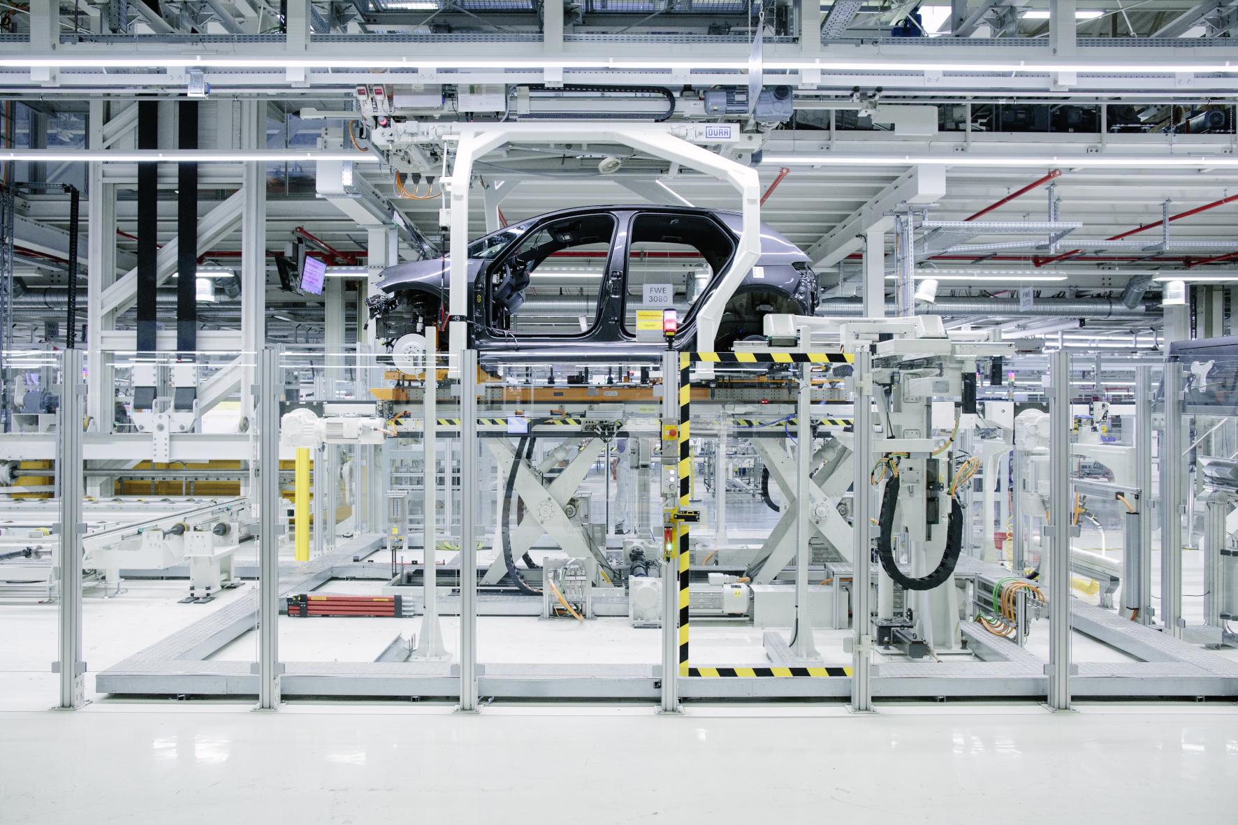 mid Groß-Gerau - Die deutschen Verbraucher legen großen Wert auf die heimische Automobilproduktion. VW
