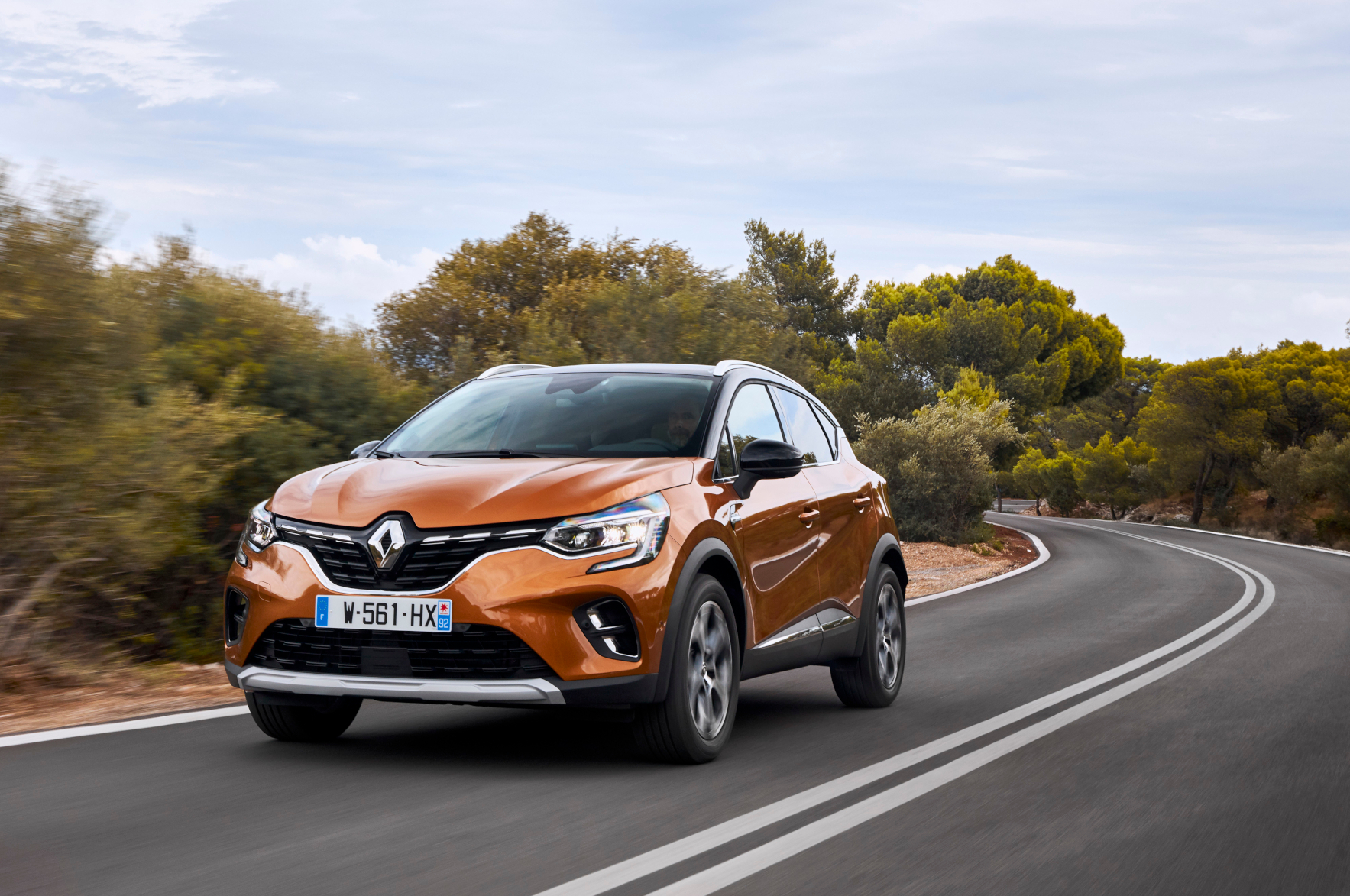 mid Groß-Gerau - Der aktuelle Captur ist jetzt auch mit Autogas-Antrieb zu haben. Renault