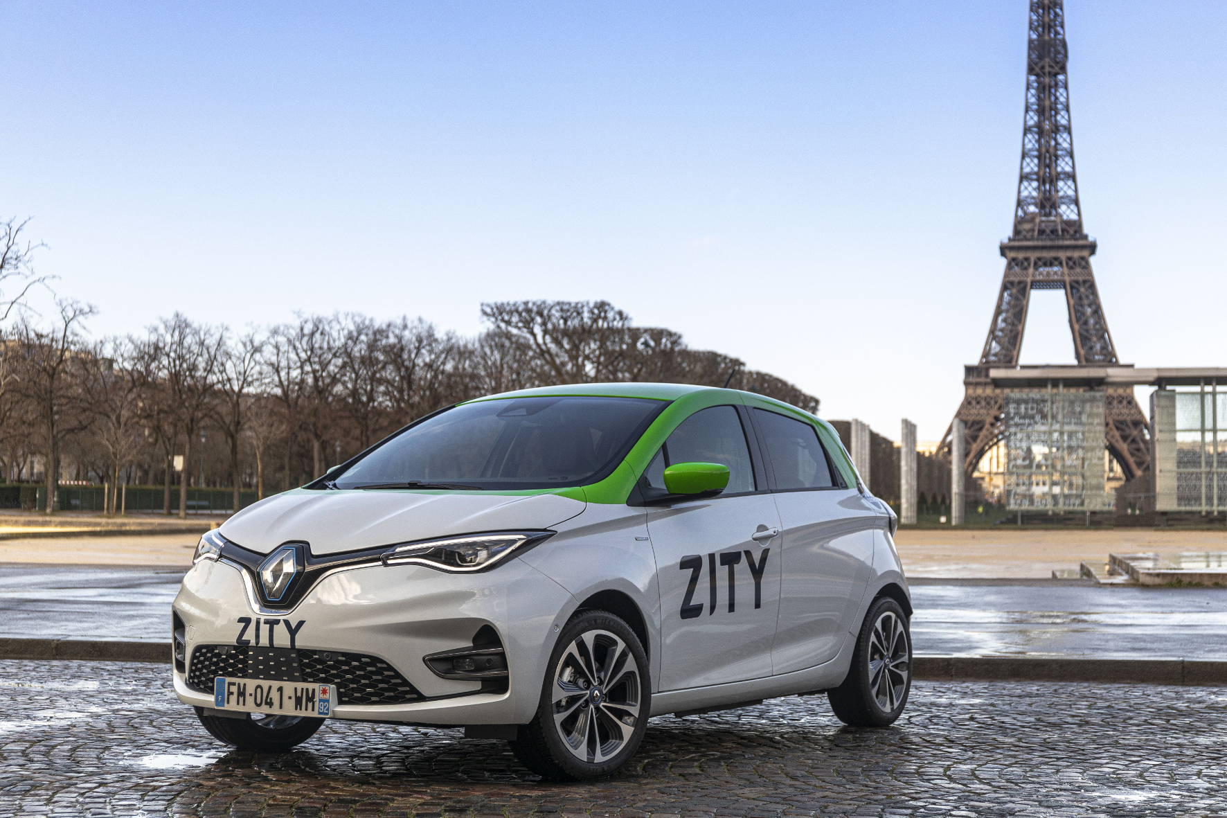 mid Groß-Gerau - Der Startschuss für den Einsatz von 500 elektrischen Renault Zoe im Rahmen des E-Carsharingdienstes Zity ist jetzt erfolgt. Renault