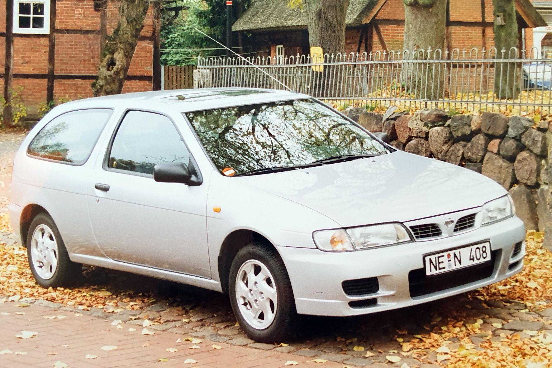 mid Groß-Gerau - Auf Sunny folgte Almera. Ab November 1995 stand der neue Kompakte von Nissan in drei Karosserievarianten und vorerst zwei Motorisierungen bei den Händlern. Archiv Motor-Informations-Dienst (mid)